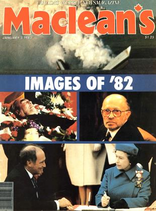 Cover for the January 3 1983 issue