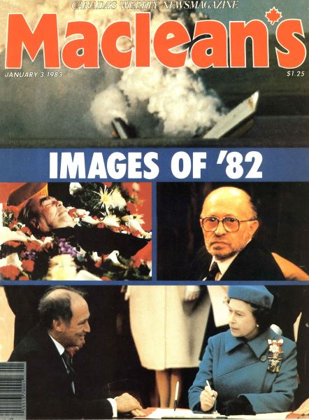 Issue: - January 1983 | Maclean's