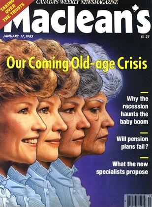 Cover for the January 17 1983 issue