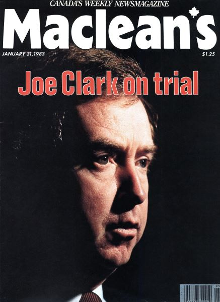 Issue: - January 1983   Maclean's