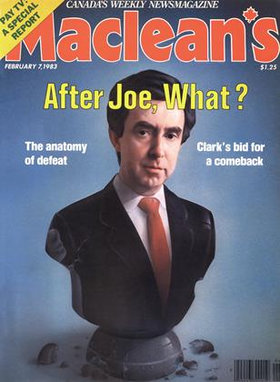 Cover for the February 7 1983 issue