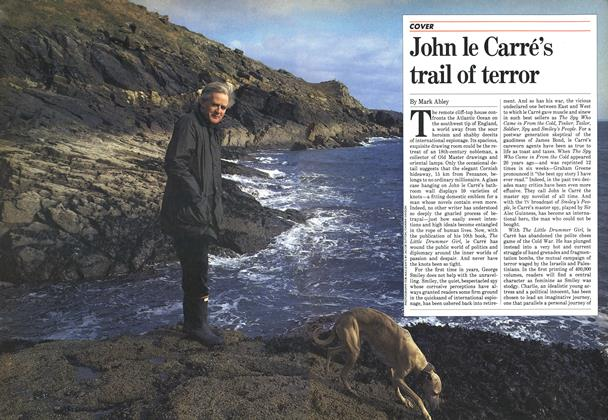 John le Carré's trail of terror