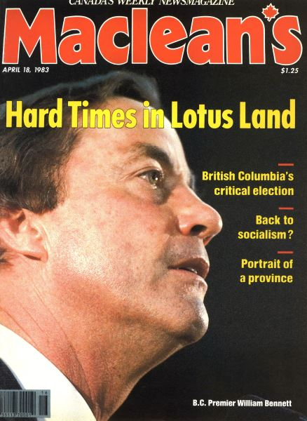 Issue: - April 1983 | Maclean's