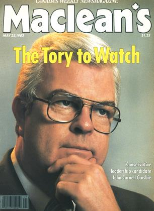 Cover for the May 23 1983 issue
