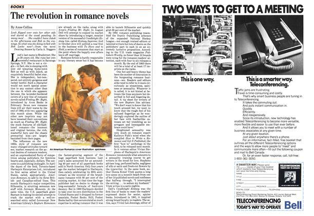 The revolution in romance novels
