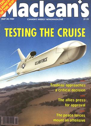 Cover for the May 30 1983 issue