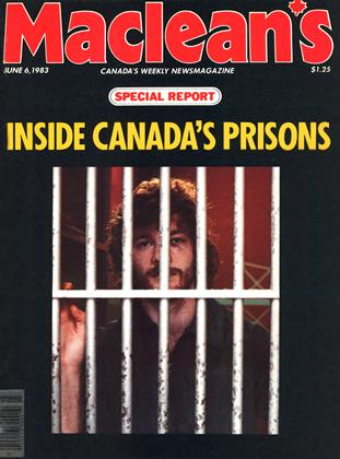 Cover for the June 6 1983 issue