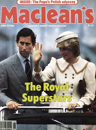 Cover for the June 27 1983 issue