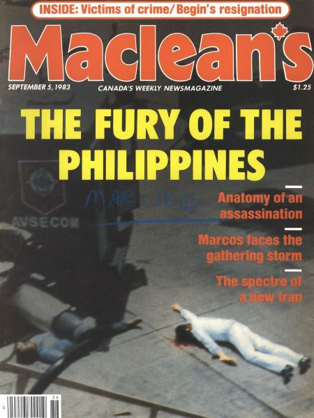 Issue: - September 1983 | Maclean's
