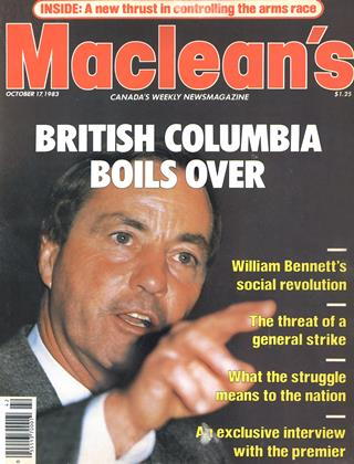 Cover for the October 17 1983 issue