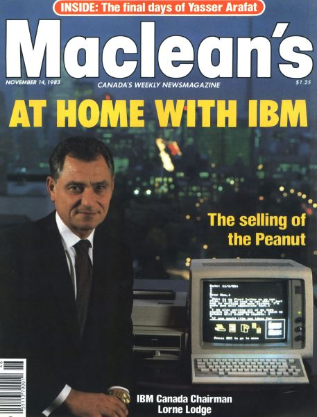 Issue: - November 1983 | Maclean's