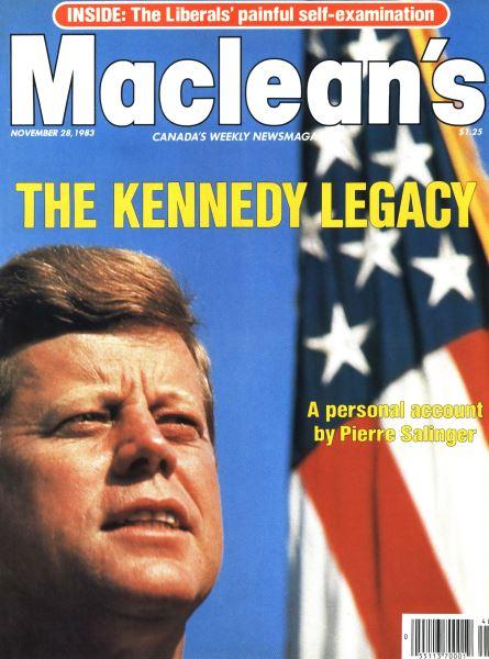 Issue: - November 1983 | Maclean's