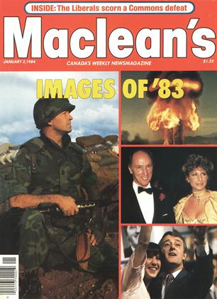 Cover for the January 2 1984 issue