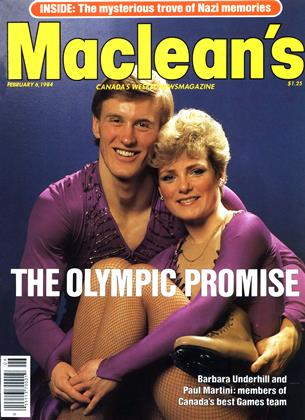 Cover for the February 6 1984 issue