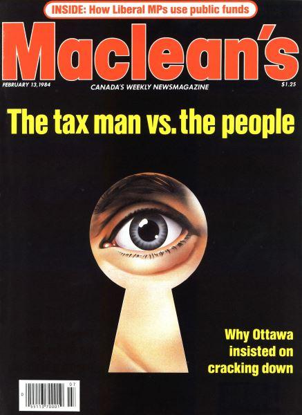 Issue: - February 1984   Maclean's