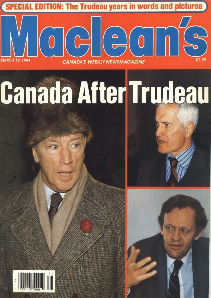 Issue: - March 1984 | Maclean's