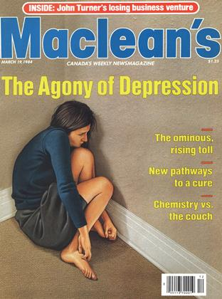 Cover for the March 19 1984 issue