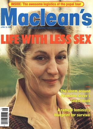 Cover for the April 16 1984 issue