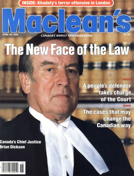 Issue: - April 1984 | Maclean's