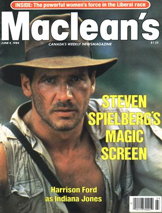 Cover for the June 4 1984 issue