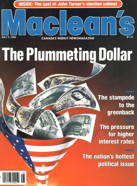 Issue: - JULY 9,1984 | Maclean's