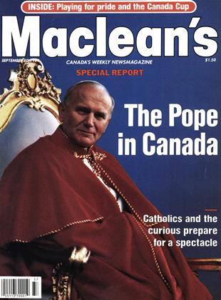 Cover for the September 10 1984 issue