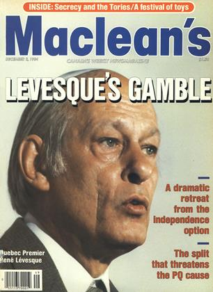 Cover for the December 3 1984 issue