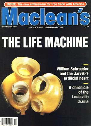 Cover for the December 10 1984 issue
