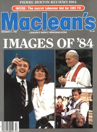 Cover for the December 31 1984 issue