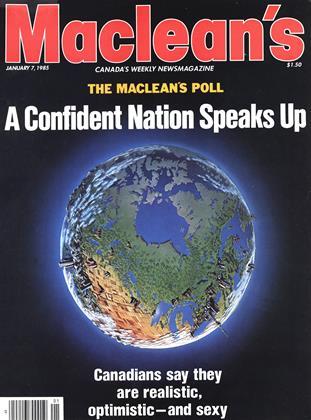 JANUARY 7, 1985 | Maclean's