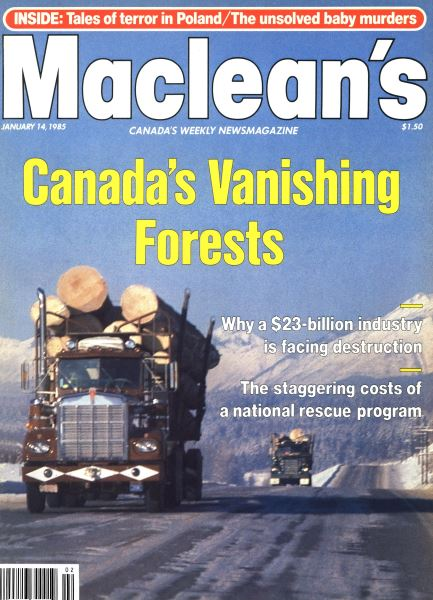 Issue: - January 1985 | Maclean's