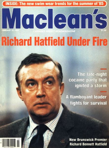 Issue: - February 1985 | Maclean's