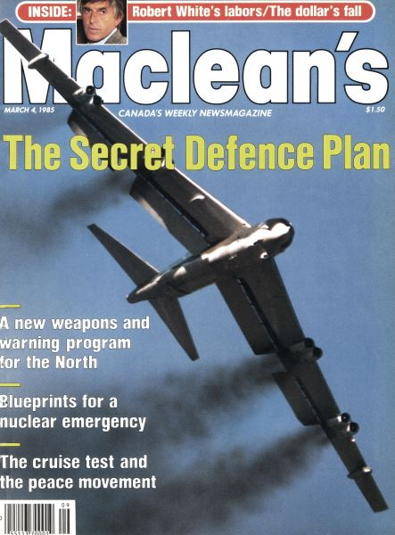 Issue: - March 1985 | Maclean's