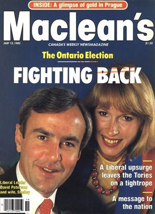 MAY 13, 1985 | Maclean's