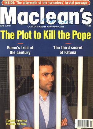 JUNE 10, 1985 | Maclean's