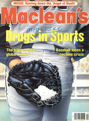 Hunting the 'Angel of Death' | Maclean's | JUNE 17, 1985