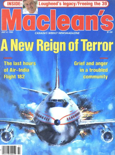 Issue: - July 1985 | Maclean's