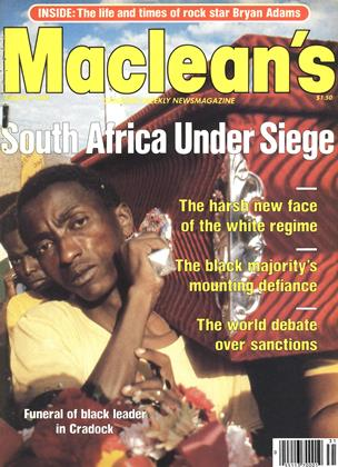 Cover for the August 5 1985 issue