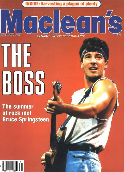 Issue: - September 1985 | Maclean's