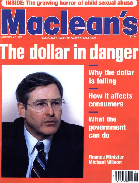 Issue: - January 1986 | Maclean's