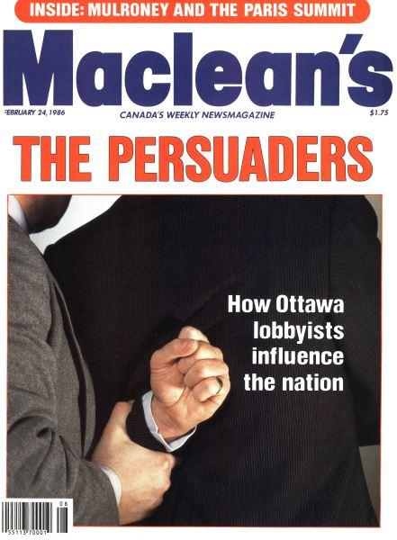 Issue: - February 1986 | Maclean's