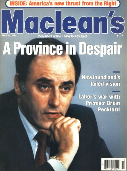 Issue: - April 1986 | Maclean's