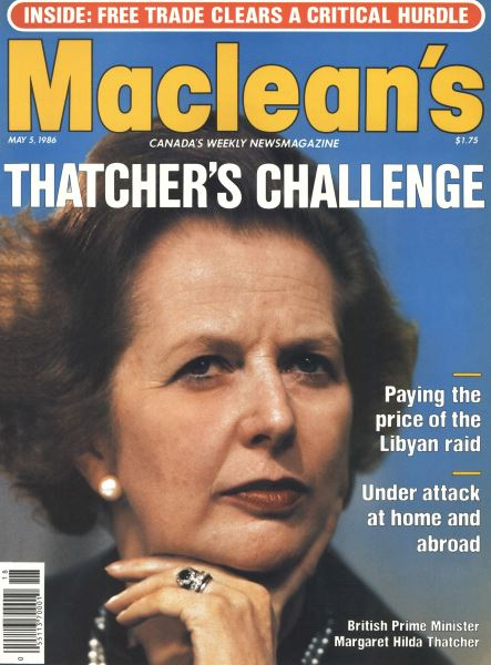 Issue: - May 1986 | Maclean's
