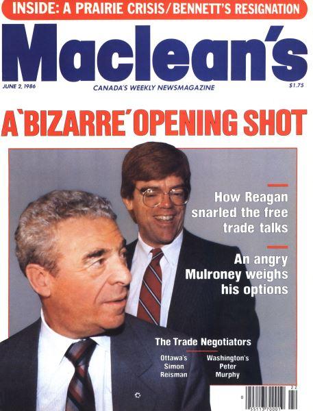 Issue: - June 1986 | Maclean's