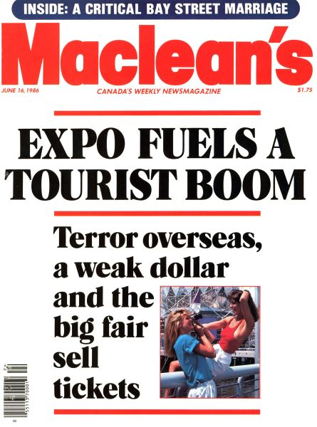 Issue: - June 1986 | Maclean's