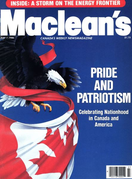 Issue: - JULY 7,1986 | Maclean's