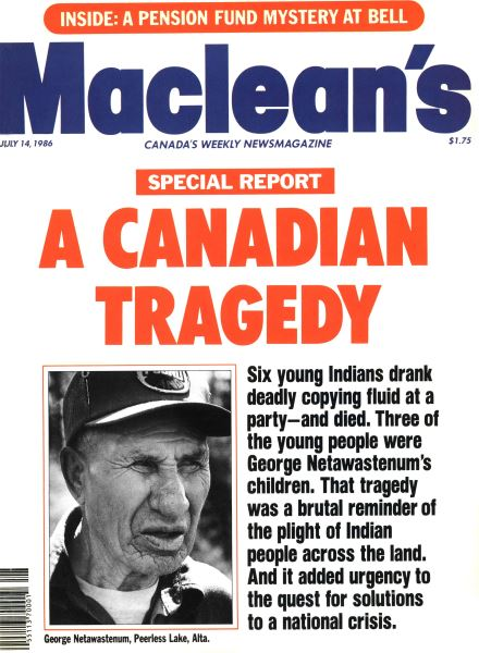 Issue: - July 1986 | Maclean's