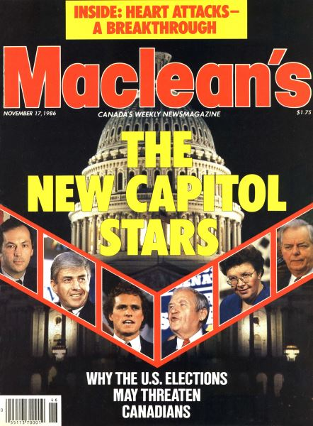 Issue: - November 1986 | Maclean's