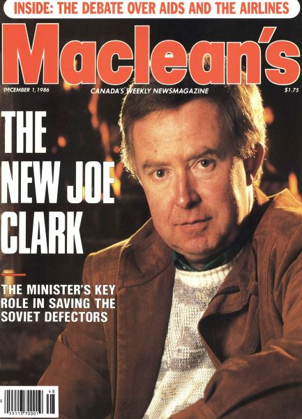 Issue: - December 1986 | Maclean's
