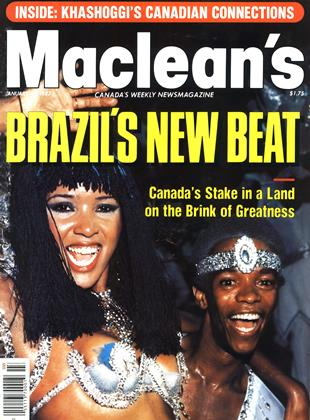 Cover for the January 19 1987 issue